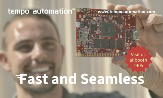 Tempo Automation's PCB Assembly quote and order process is fast and seamless