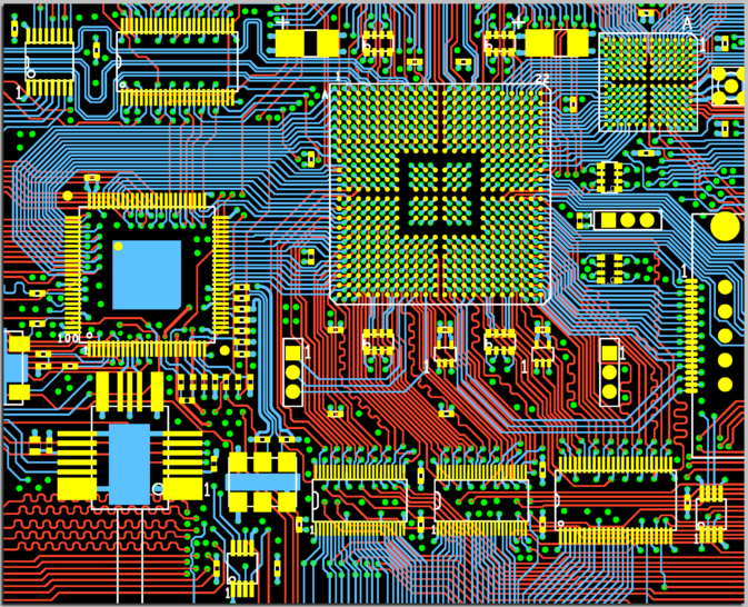 CAD files are best for PCB fabrication