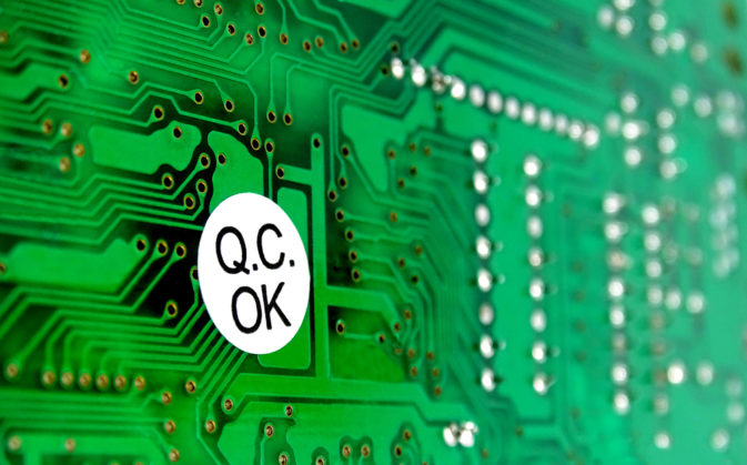 Knowing your CM's QC practices is also important for device reliability